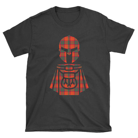 MacNab Ancient Tartan Kilt Warrior T-Shirt