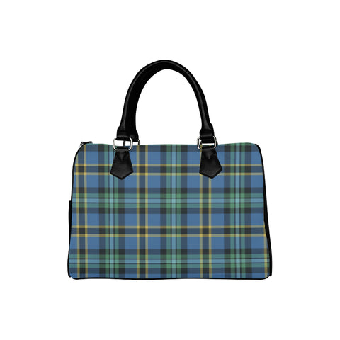 Image of Weir Ancient Tartan Boston Handbag Hj4