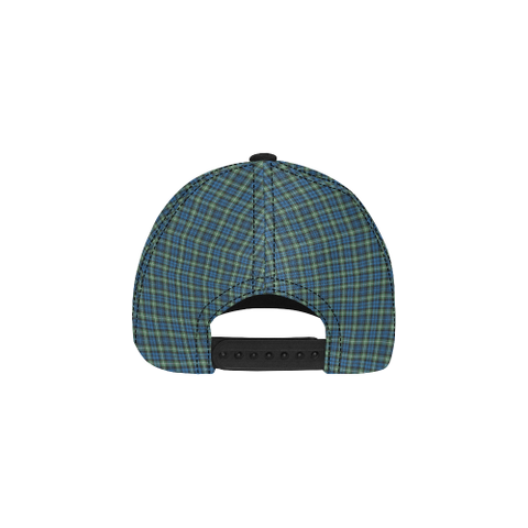 Image of Lamont Ancient Clan Badge Tartan Dad Cap - BN03