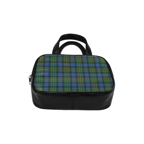 MacLaren Ancient Tartan Leather Top Handle Handbag - NN5 |Bags| Love The World