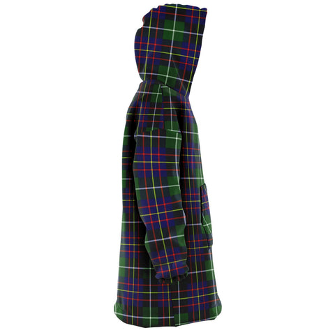 Inglis Modern Snug Hoodie - Unisex Tartan Plaid Right