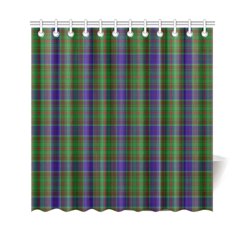 Tartan Shower Curtain - Adam |Bathroom Products | Over 500 Tartans
