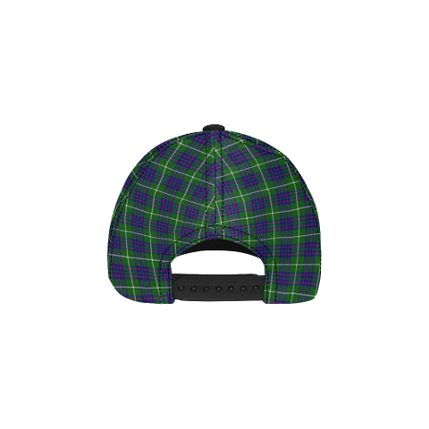 Image of MacIntyre Hunting Modern Clan Badge Tartan Dad Cap - BN04