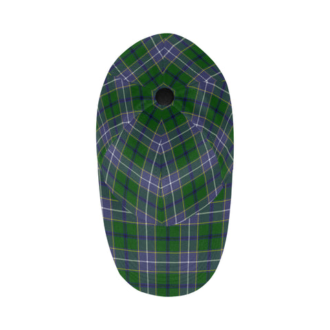 Image of Wishart Hunting Modern Tartan Dad Cap - BN03