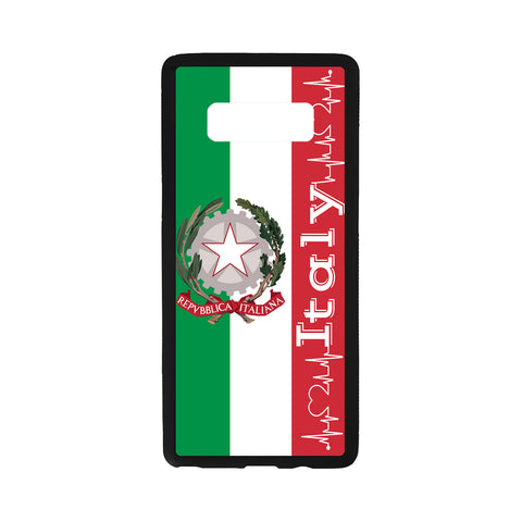 Image of Italy Coat Of Arms Luminous Phone Case J2