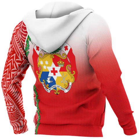 Image of Tonga Hoodie - Ocean Waves