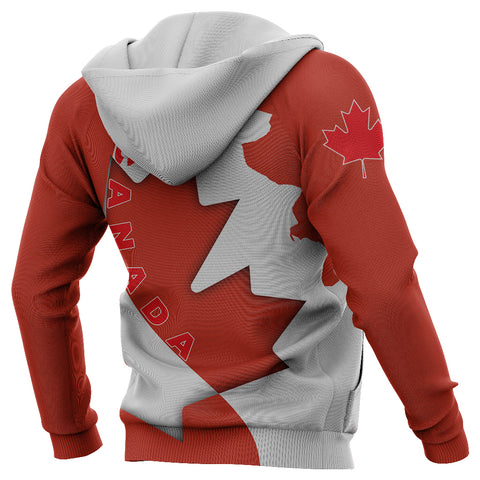 Canada Hoodie Maple Leaf Generation Ii K7