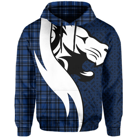Image of Scotland Hoodie - Scottish Lion | Clothing