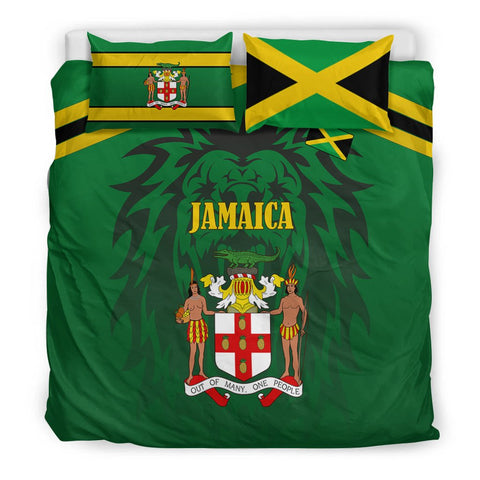 Jamaica Bedding Set- Flag of Jamaica