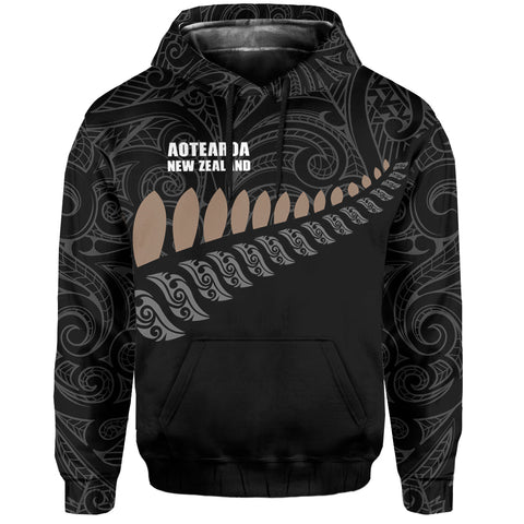Image of Aotearoa New Zealand Pullover Hoodie A0