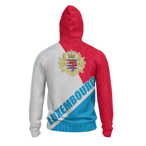 Lion Luxembourg All Over Hoodie Bn10