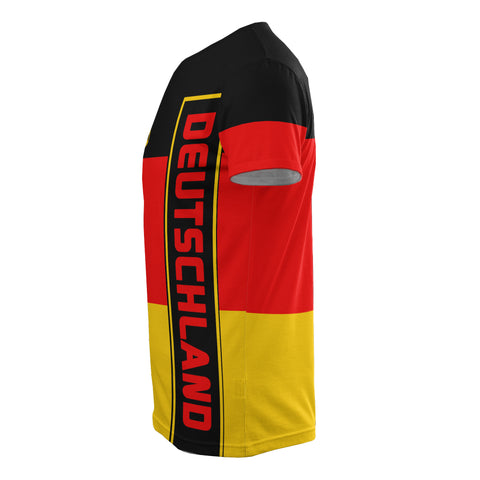 Deutschland All Over T-Shirt Bn10