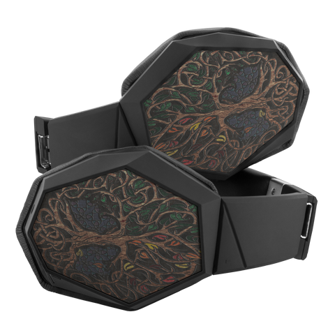 Image of Celtic Tree of Life Wrapsody Bluetooth Headphones TH7