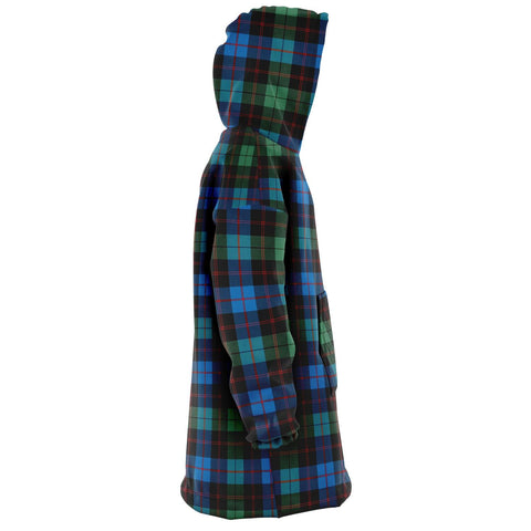 Guthrie Ancient Snug Hoodie - Unisex Tartan Plaid Right