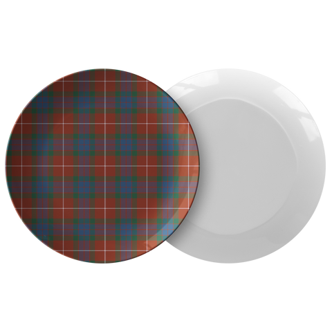 Fraser Ancient Tartan Dinner Plate A9 |Dinnerware| Love The World