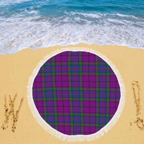 WARDLAW TARTAN BEACH BLANKET th8