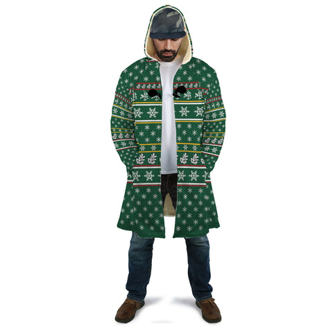 Image of Green Christmas Cloak