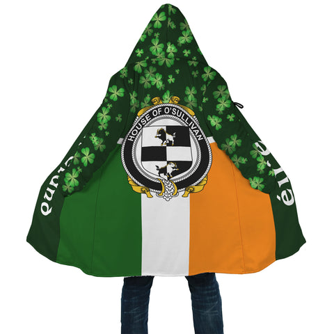 Image of O'Sullivan (Beare) Ireland Cloak | Irish Cloak Coat Clothing