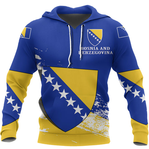 Image of Bosnia and Herzegovina Special Hoodie A7
