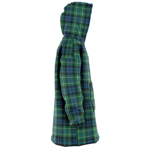 Image of MacNeill of Colonsay Ancient Snug Hoodie - Unisex Tartan Plaid Right
