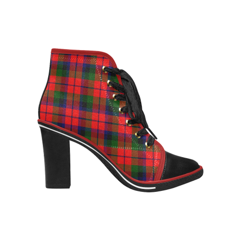 Image of Tartan Heel - Macnaughton Modern | Hot Sale | Online Orders Only | 500 Tartans