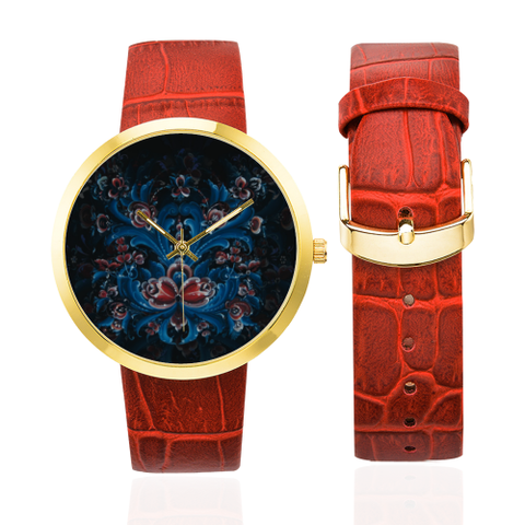 Norway watch- Rosemaling luxury watch NN2
