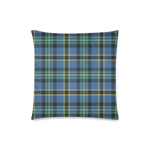 Weir Ancient Tartan Pillow Cover Hj4 | 1sttheworld.com