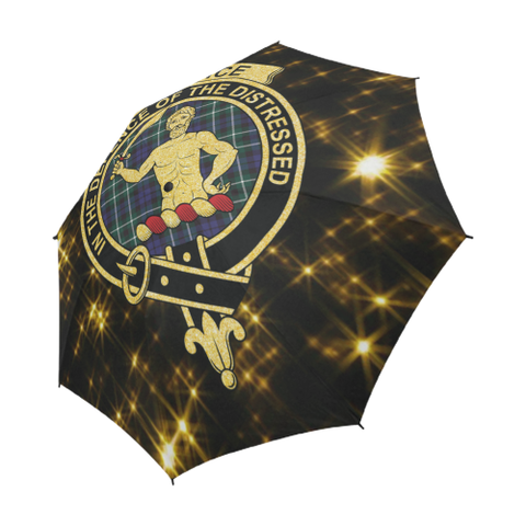 Allardice Tartan Umbrella Golden Star