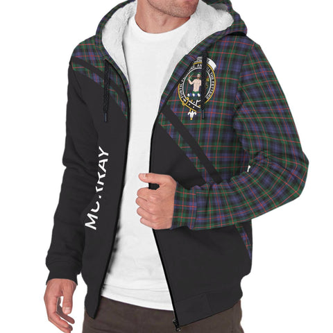 Murray Tartan Hoodie (Sherpa) - Curve Version - BN