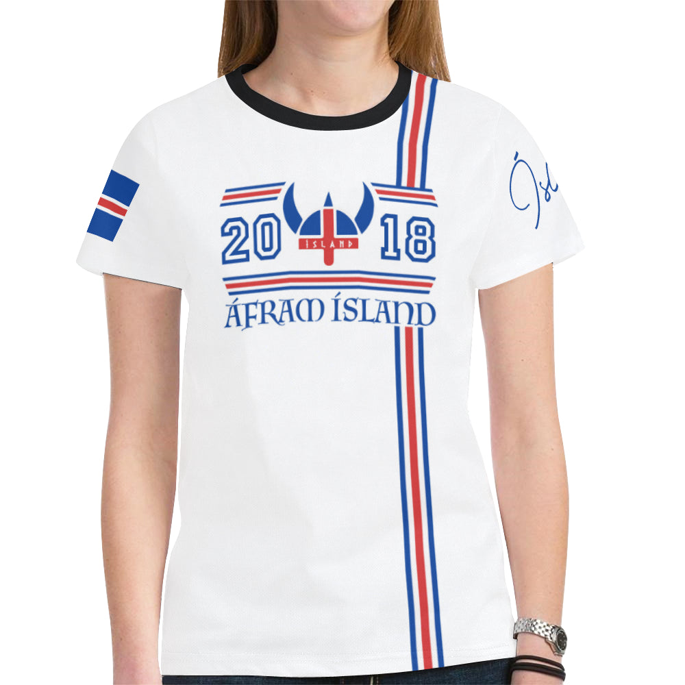 af49699f00b ICELAND WORLD CUP 2018 (WHITE) FAN T-SHIRT Z1. Tap to expand