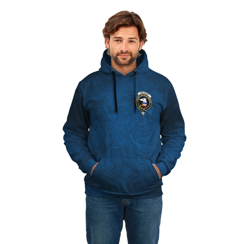 Belshes (or Belsches) Crest Scotland Hoodie A02