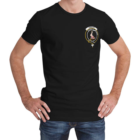 Image of Ainslie Crest Scotland T- Shirts A24