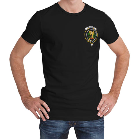 Image of Falconer Crest Scotland T- Shirts A24
