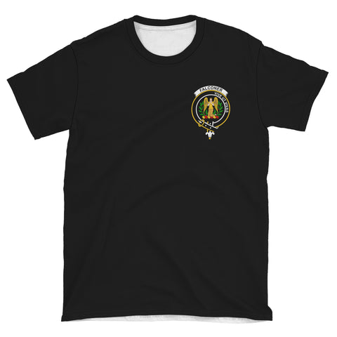 Image of Falconer Crest Scotland T- Shirts | Over 300 Clans