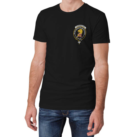 Image of Forrester Crest Scotland T- Shirts | Over 300 Clans