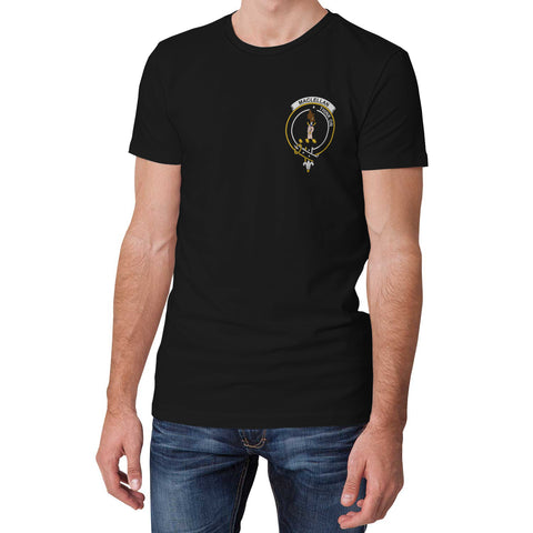 MacLellan Crest Scotland T- Shirts | Over 300 Clans
