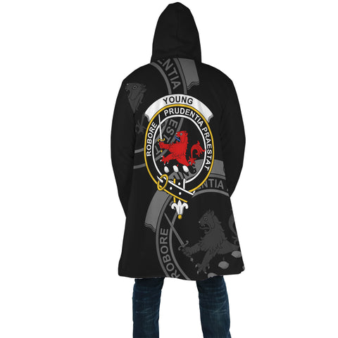 Young Crest Scotland Cloak | Over 300 Clans