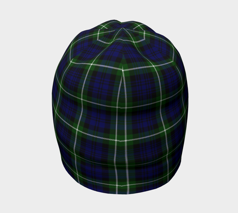 Image of Laing Tartan Clan Crest Beanie Hj4