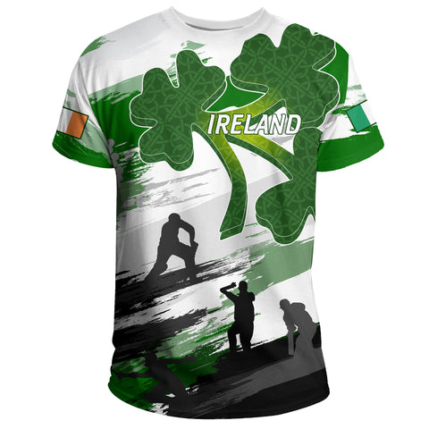 Image of Ireland Cricket Special T-Shirt A7