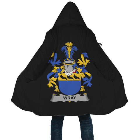 Wray Ireland Cloak Irish Family | Highest Quality Standard | 1sttheworld