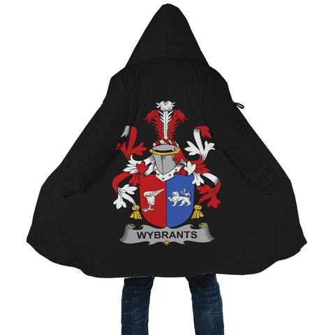 Wybrants Ireland Cloak Irish Family | Highest Quality Standard | 1sttheworld