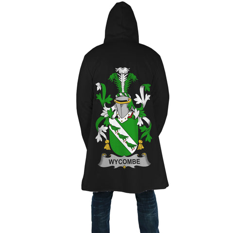 Wycombe Ireland Cloak Irish Family | Highest Quality Standard | 1sttheworld