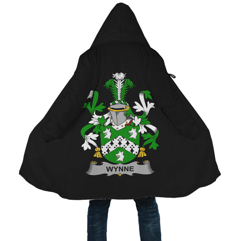 Wynne Ireland Cloak Irish Family | Highest Quality Standard | 1sttheworld