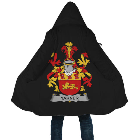 Yarner Ireland Cloak Irish Family | Highest Quality Standard | 1sttheworld