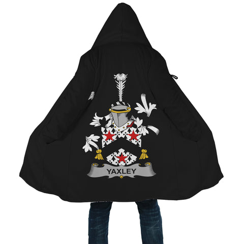 Yaxley Ireland Cloak Irish Family | Highest Quality Standard | 1sttheworld