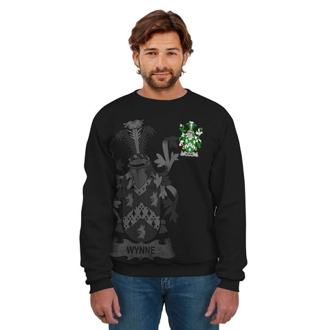 Wynne Ireland Sweatshirt - Irish Family A7