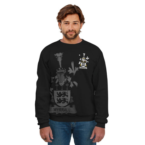 Wyrrall Ireland Sweatshirt - Irish Family A7
