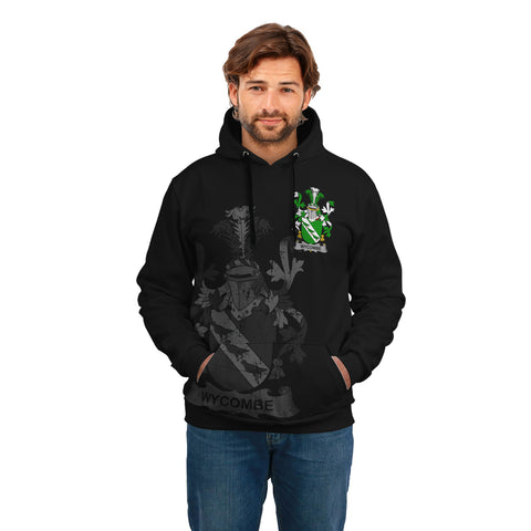 Image of Wycombe Ireland Hoodie - Irish Family A7