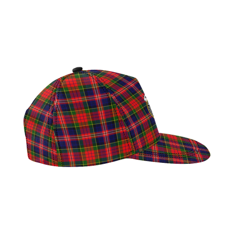 Macpherson Modern Tartan Hat - All Over Print Snapback Hat TH8