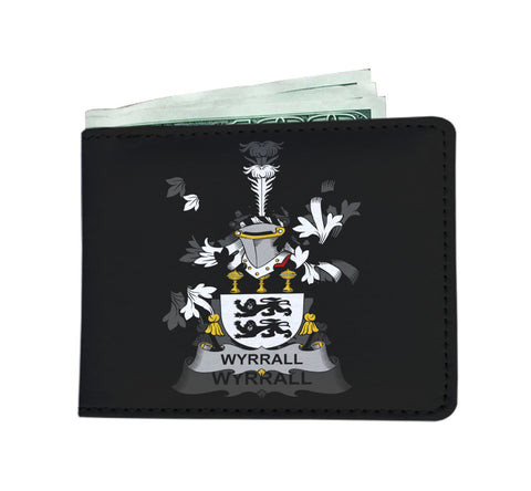 Wyrrall Ireland Wallet - Irish Family A7